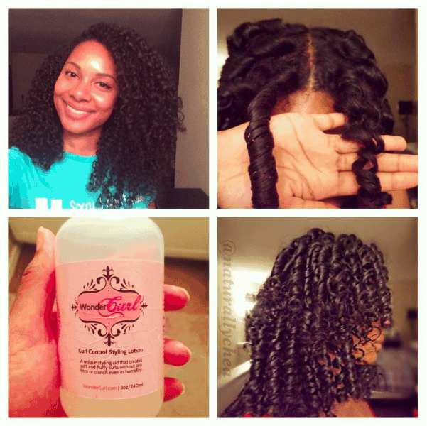 Curl Control Styling Lotion Enhance Your Natural Curls