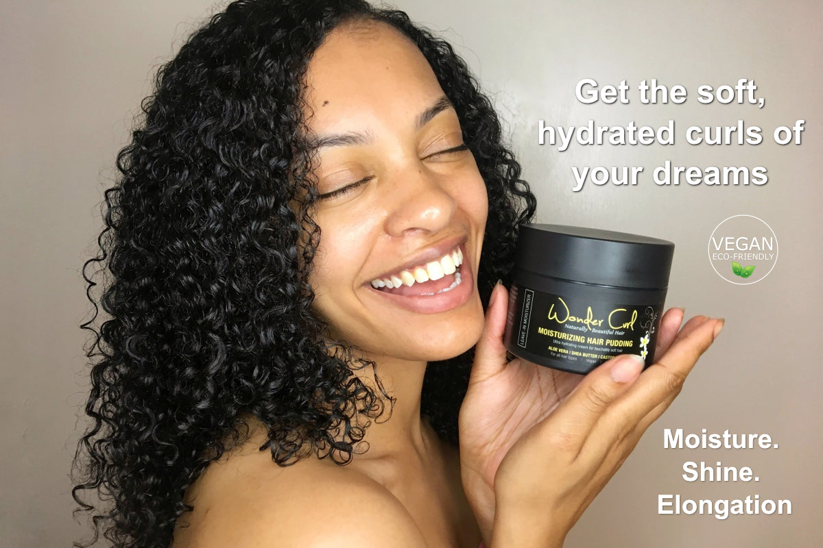moisturizing hair pudding for moisturized natural hair
