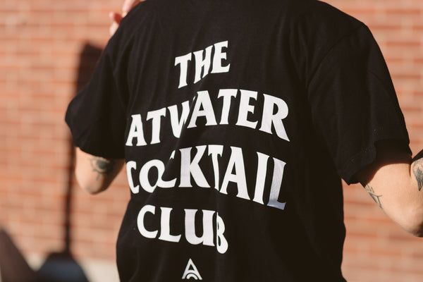 T-shirt Atwater Cocktail Club