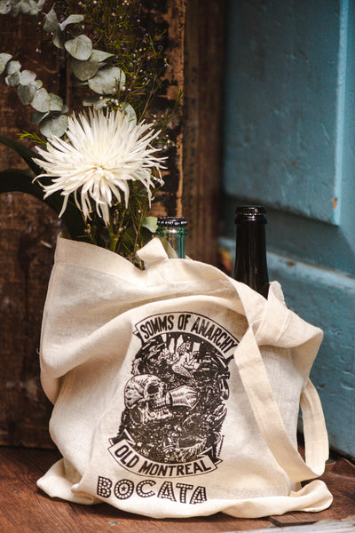 Somms of Anarchy Tote Bag