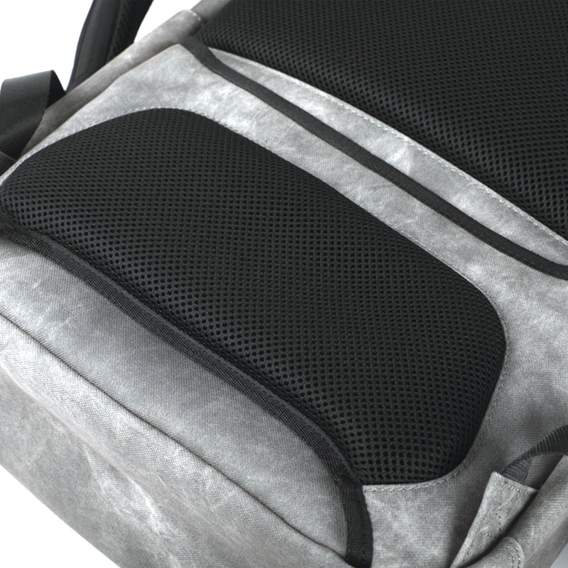 AMSTERDAM BACKPACK - MATT GREY
