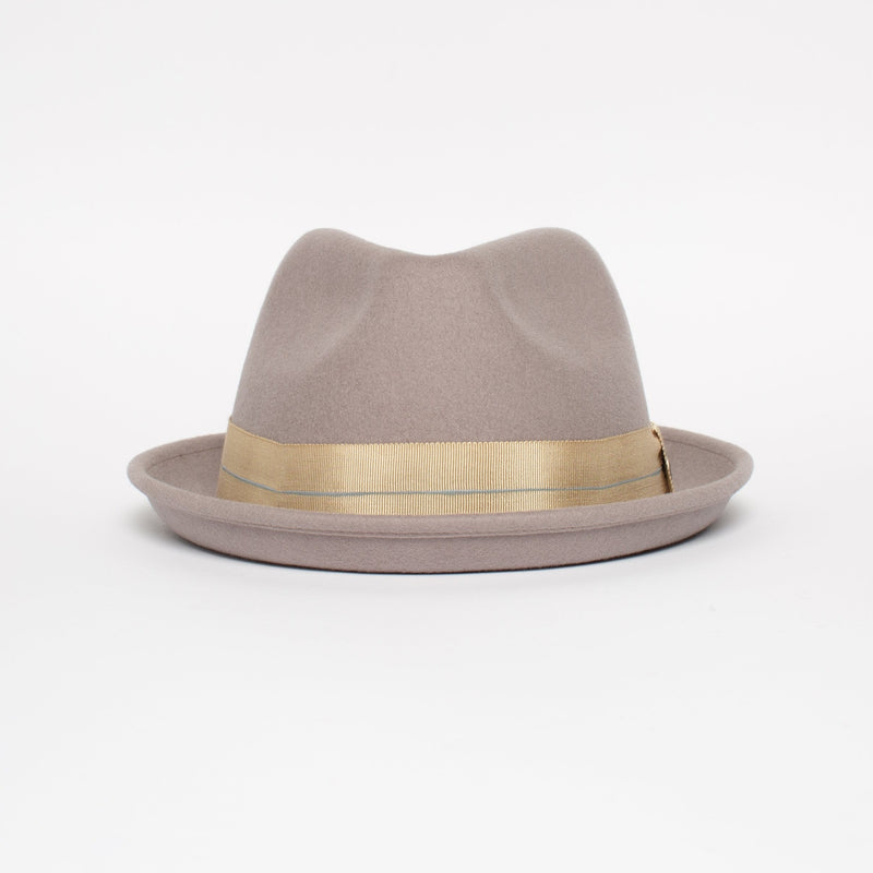 POWELL FEDORA - GREY