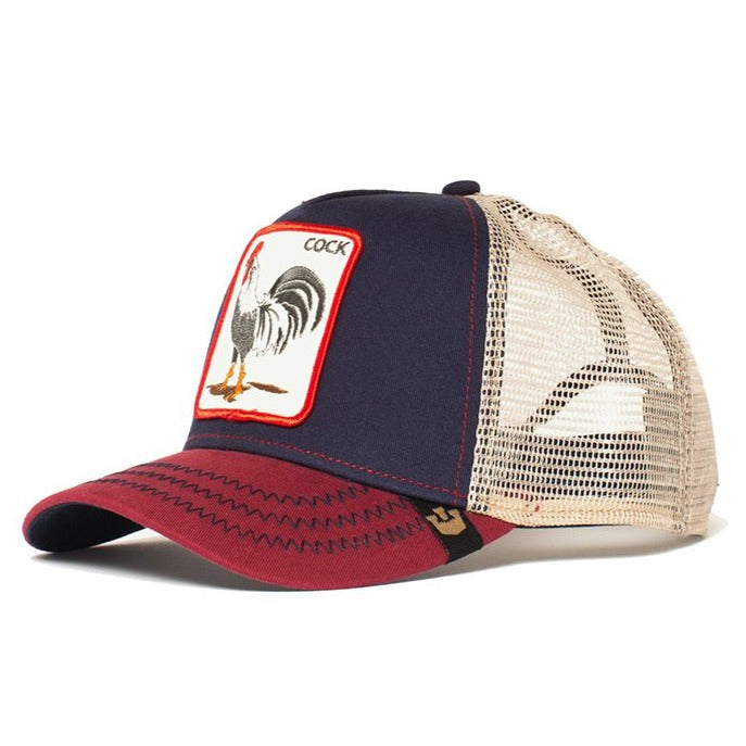 ALL AMERICAN ROOSTER - NAVY