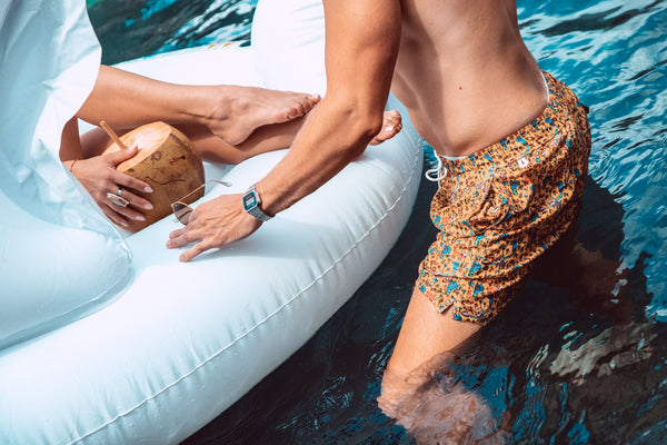 WOLF SWIM TRUNKS - BALAGAN