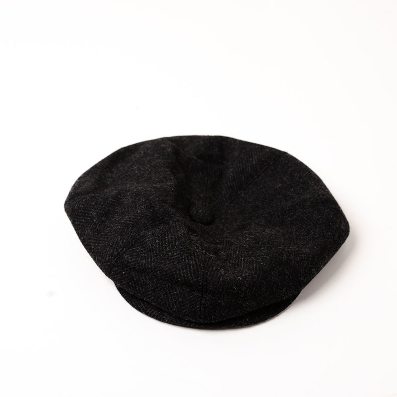 DRIVER CAP APPLE - BLACK