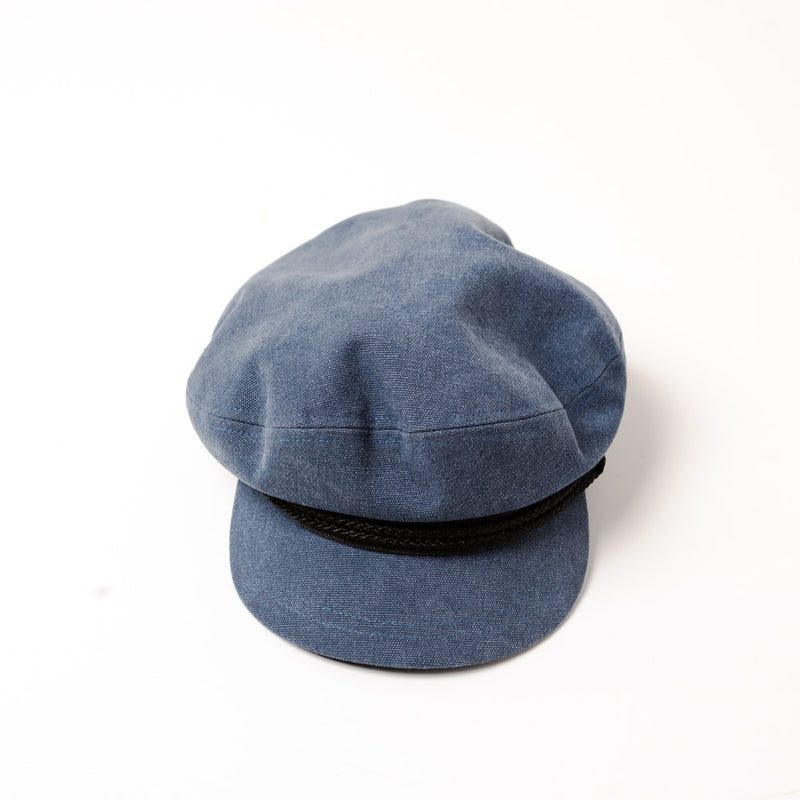 ANCHOR FISHERMAN'S CAP - DENIM