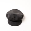 ANCHOR FISHERMAN'S CAP - CHARCOAL