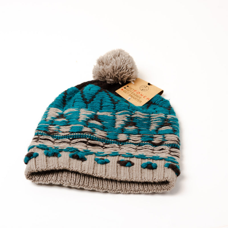 BOLLENTE TOQUE - TEAL