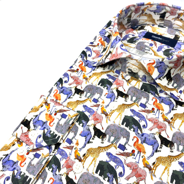 DRESS SHIRT - ANIMALS