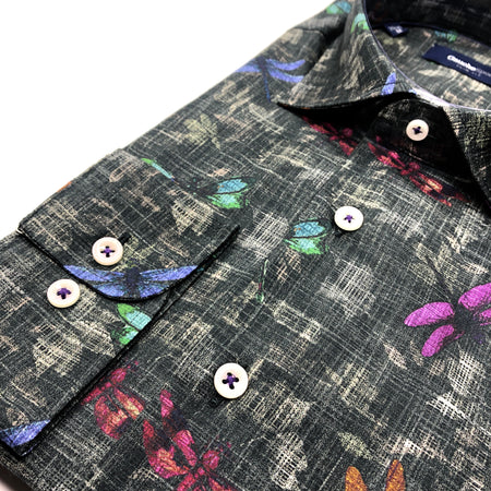 DRESS SHIRT - DIAMONDS