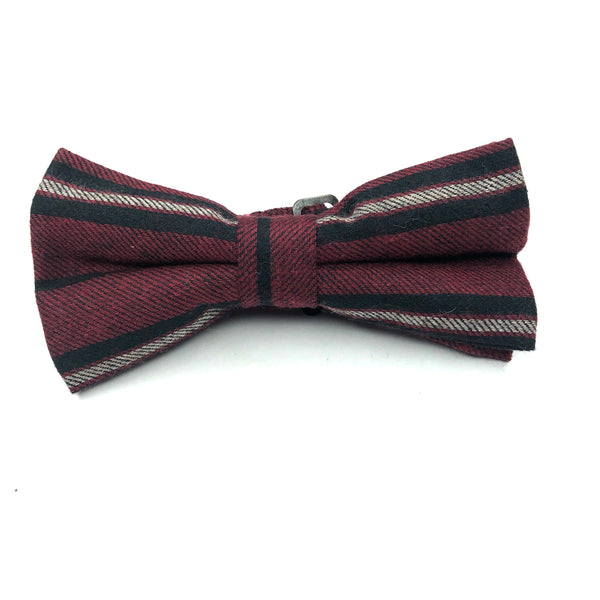 BOW TIES - RED & BLACK