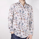 DRESS SHIRT - MONTGOLFIERE