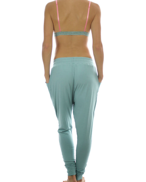BAMBOO JOGGER - ICE BLUE