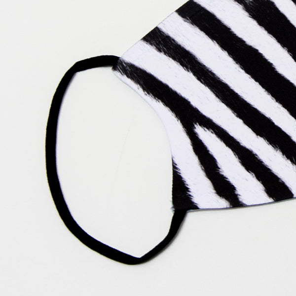 ZEBRA - FACE MASK