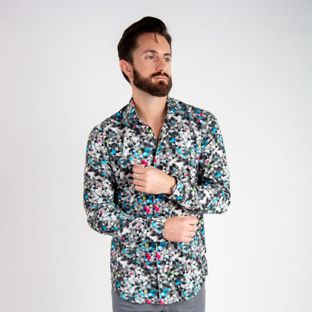 DRESS SHIRT - DRAGON FLY