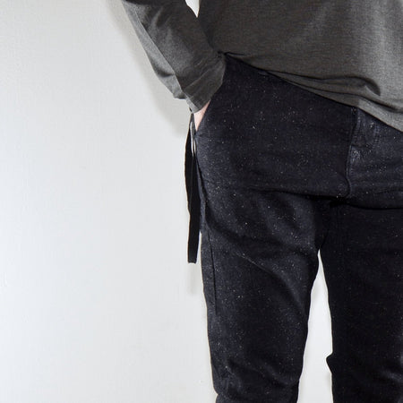 STRETCH TAPERED - MEDIUM WASH