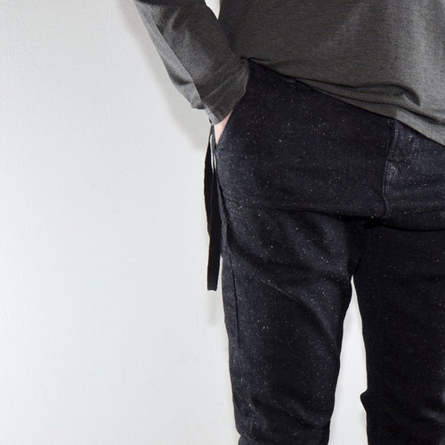 STRETCH TAPERED - DARK INDIGO WASH