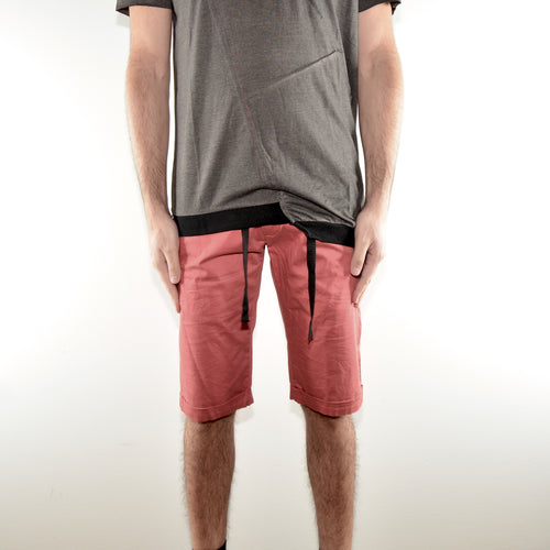 CLASSIC SHORTS - FADED RED