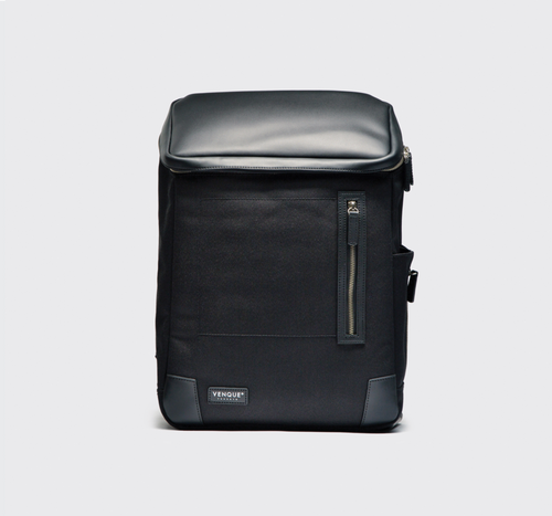 BLACK AMSTERDAM - BACKPACK