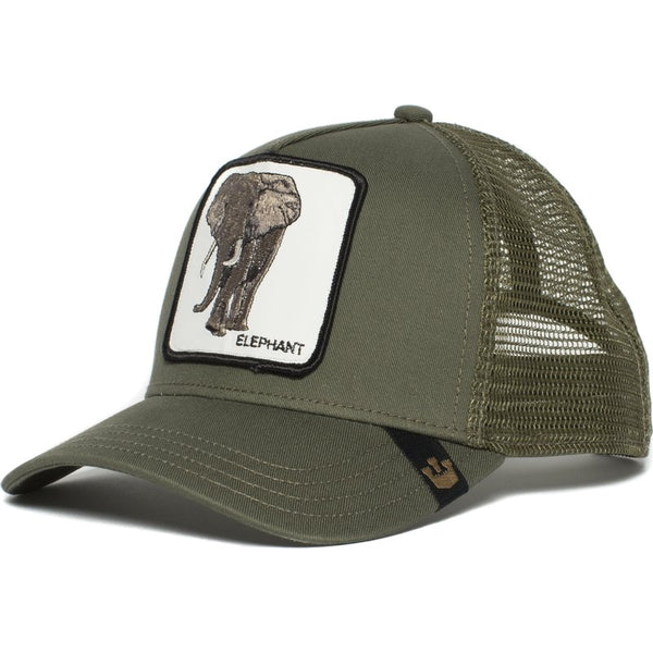ELEPHANT - TRUCKER HAT