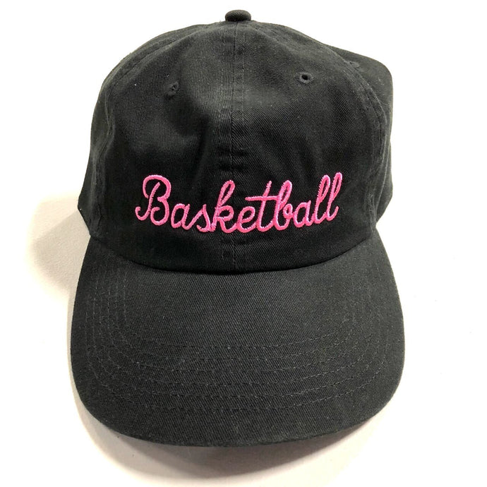"New ""Basketball"" Hat Colorway in Black and Pink Just Popped!"