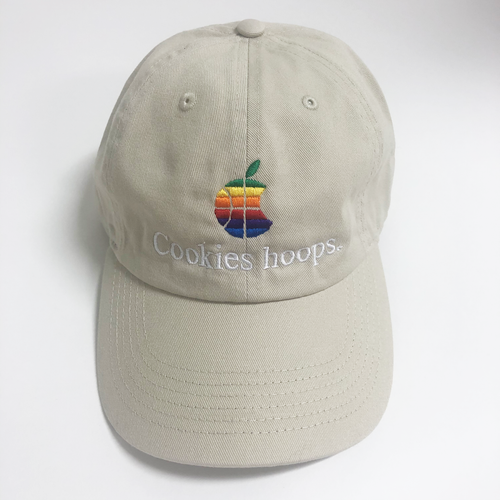 Forbidden Fruit Putty Logo Hat