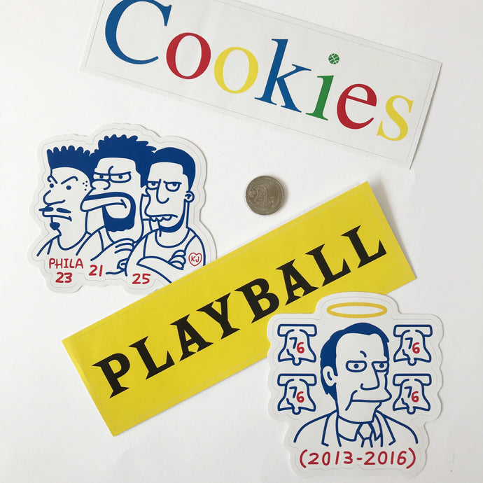 Cookies Sticker Pack