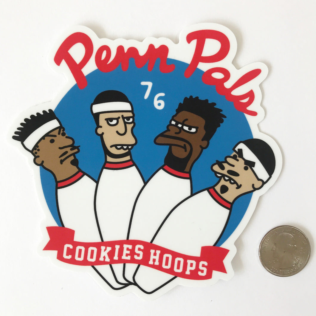 Penn Pals Sticker Pack