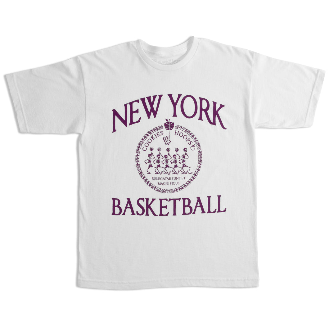 New York Basketball Tee