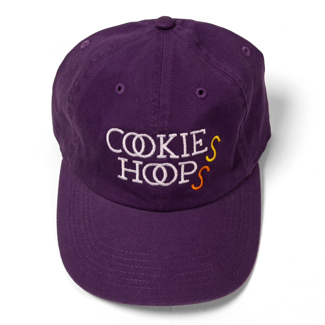 Squeeze Purple Logo Hat