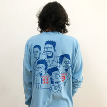 Bullies Big Blue Long-Sleeve