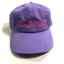 Load image into Gallery viewer, Lavender Basketball Hat