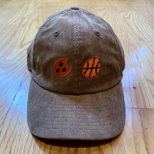 Cookies Hoops Corduroy Hat