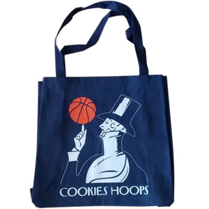 Coastal Elite Navy Tote