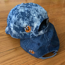Junior Varsity Logo Stoned & Washed Hat