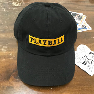 Playball Logo Hat