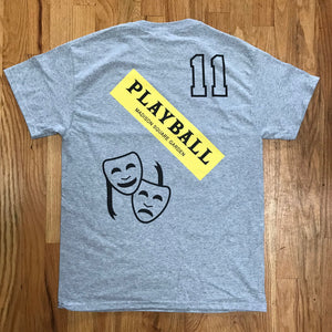 Playball L.E.S. Miserables Short-Sleeve Tee