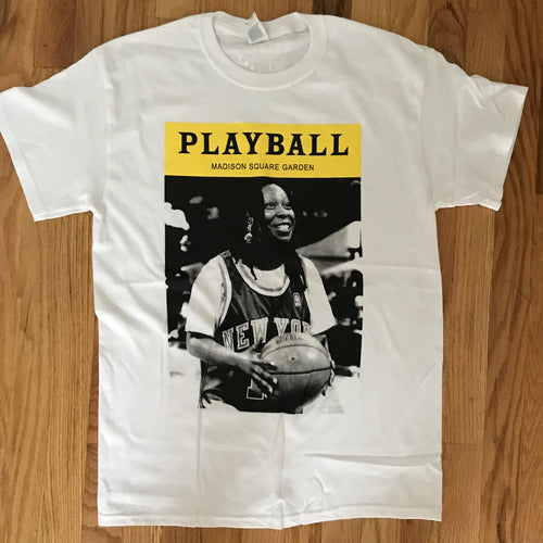 Playball Eddie Short-Sleeve Tee