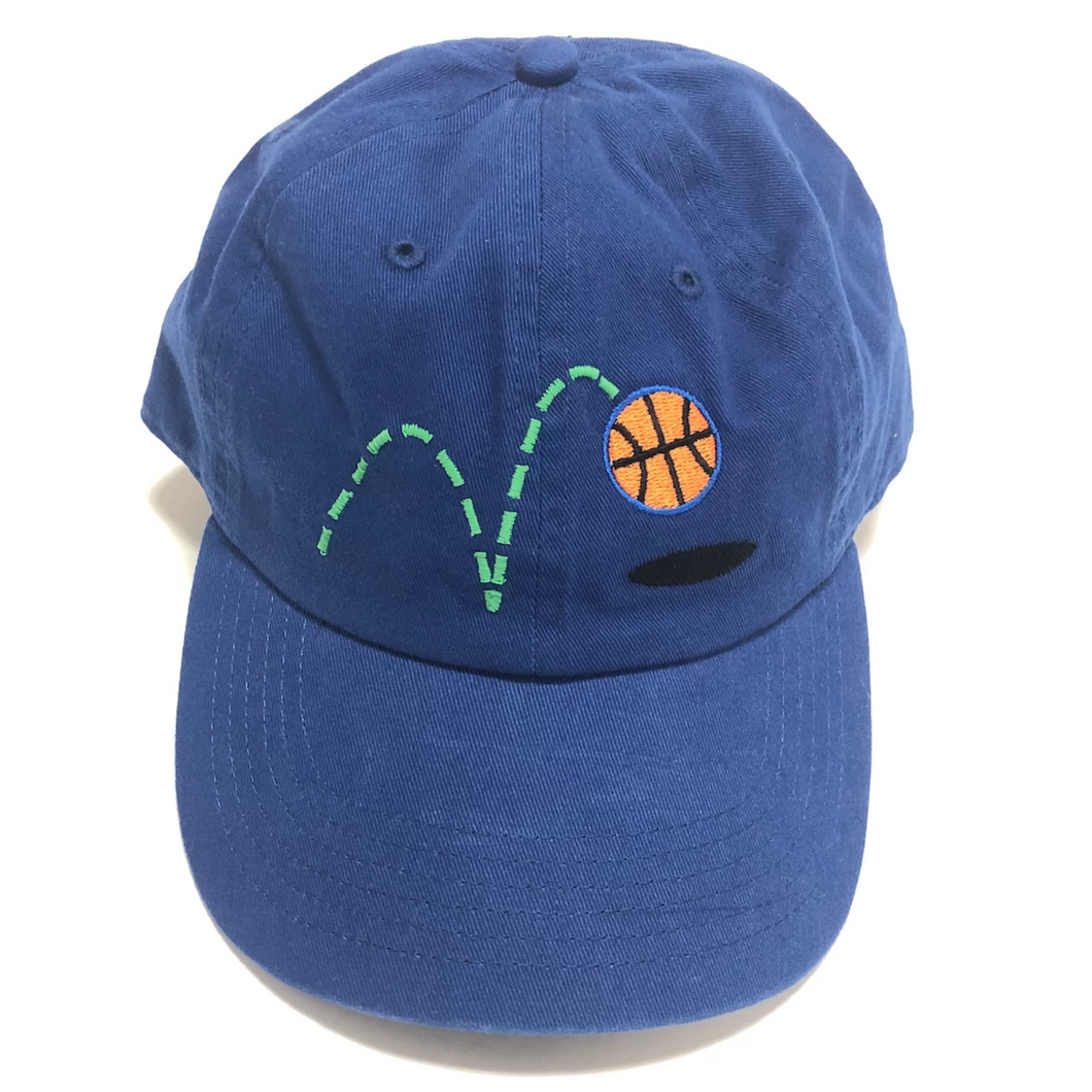 Dribble Bias Royal Blue Hat