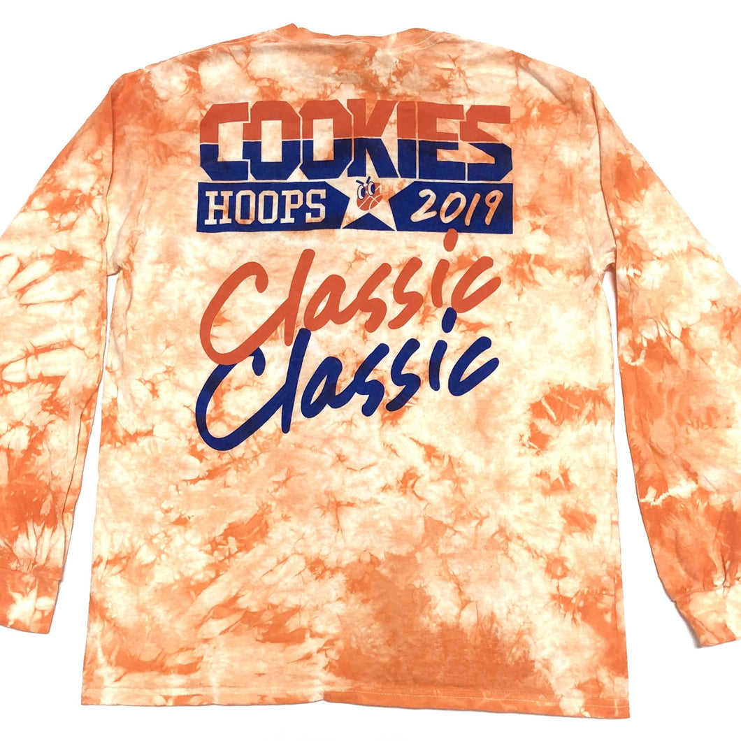Orange Crush Long-Sleeve