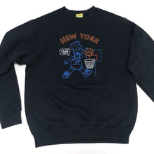 The Dunk Embroidered Crewneck