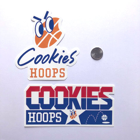 Classic Cookies Logo Sticker Pack