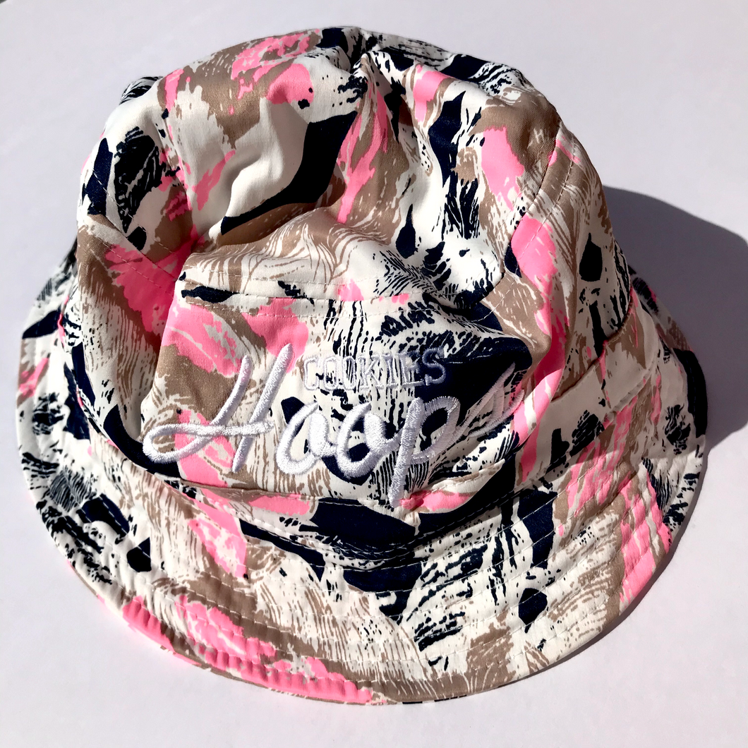 Floral Walking Bucket Hat