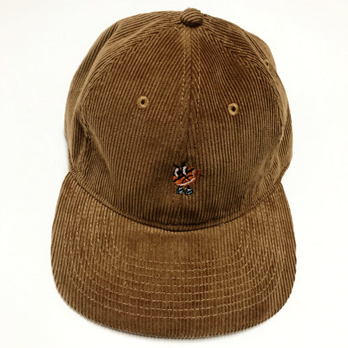 Little Face Logo Corduroy Hat