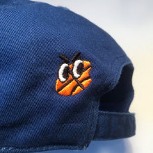 Load image into Gallery viewer, Basketball Royal Blue/Orange Hat