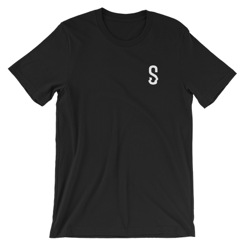 'S' (Left Chest) T-Shirt