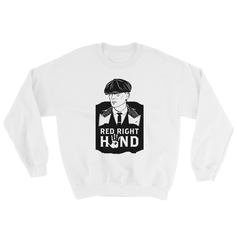 Red Right Hand Sweatshirt