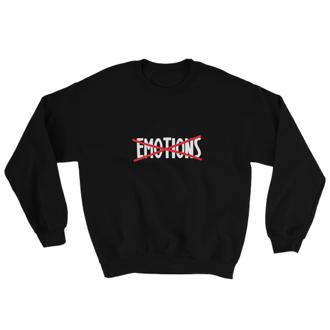 James No Emotion Sweatshirt