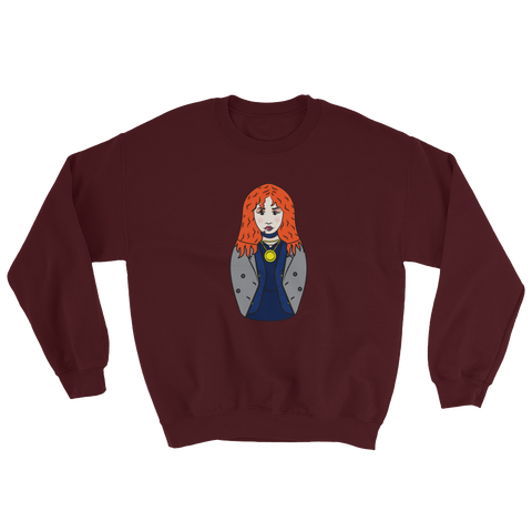 Russian Doll Sweatshirt