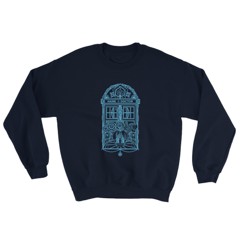Name Of The Doctor Sweatshirt